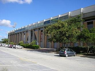 Estadio Nuevo Mirador - Estadio Nuevo Mirador