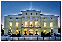 Nyíregyháza 2008, Móricz Zsigmond Színház - panoramio.jpg