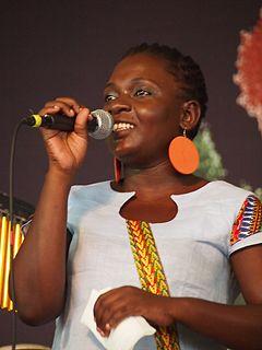 Nyota Ndogo Kenyan musician