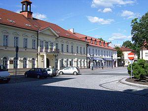 Oświęcim - Old town hall