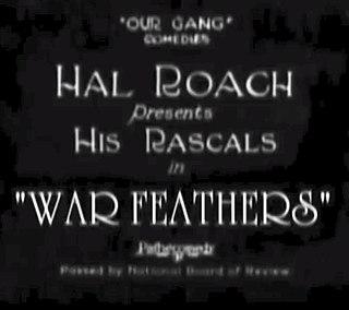 <i>War Feathers</i> 1926 film