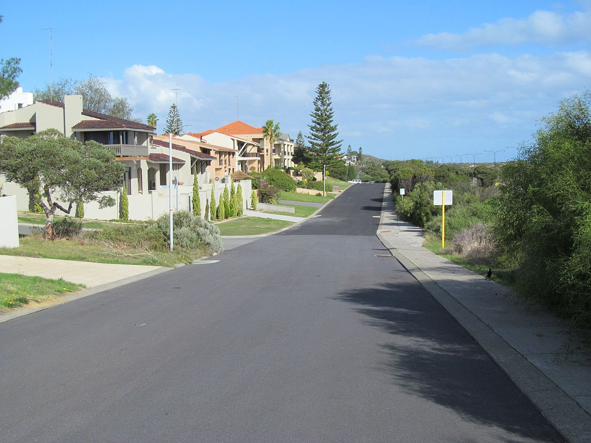 Suburbs near perth