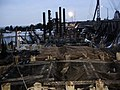 Oak Bluffs-Tisbury Bridge Demolition, February 5, 2010 (4333193506).jpg