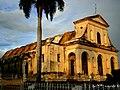 Ocaso recae en la Iglesia de la Santísima Trinidad - panoramio.jpg