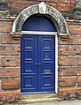 Oddfellows Hall, Queen Street Doorway - geograph.org.uk - 916834.jpg
