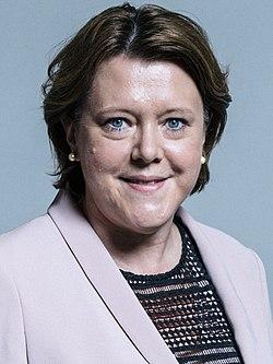 Official portrait of Mrs Maria Miller crop 2.jpg