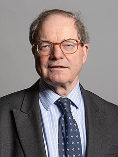 Geoffrey Clifton-Brown (The Cotswolds MP) British Conservative politician