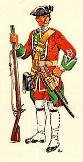 Oglethorpes Regiment