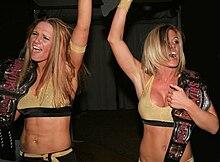 Nevaeh (wrestler) - Wikipedia