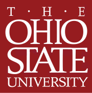 Ohio State University text logo.svg