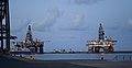 Oil platforms in the Port of Las Palmas de Gran Canaria.jpg