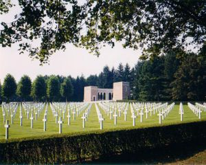 Oise-Aisne American Cemetery and Memorial - Image: Oise Aisne American Cemetery and Memorial