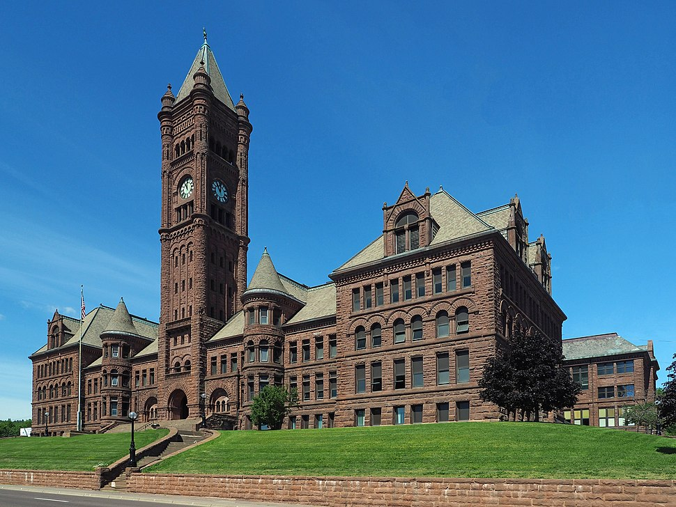 Old Duluth Central High School