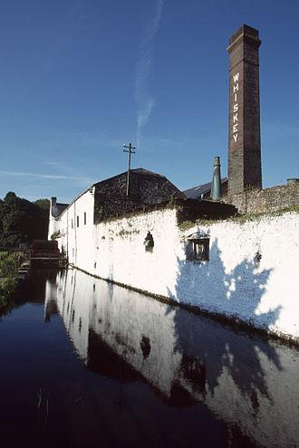 Kilbeggan Distillery - Kilbeggan Distillery