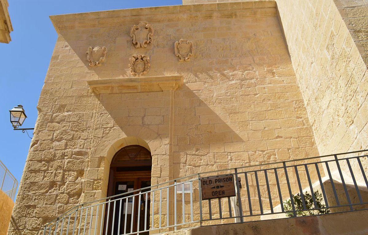 Old Prison  Victoria