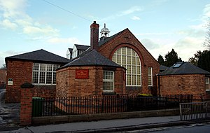 Spondon - Old School, Chapel Street