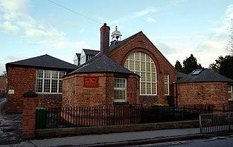 Spondon - Old School, Chapel Street