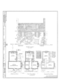 Old Stone House, 3051 M Street Northwest, Washington, District of Columbia, DC HABS DC,GEO,3- (sheet 1 of 3).png