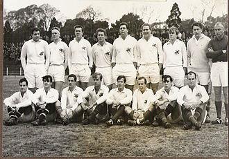 Old Georgian Club - Old Georgian rugby union team in 1965.