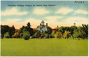 Leo Kanner - Yankton State Hospital in Yankton, South Dakota