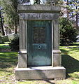 Olive Thomas Pickford Mausoleum 2009.jpg