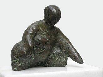 David Cregeen - Image: Olive Woman bronze 1989 (12.a) (1)