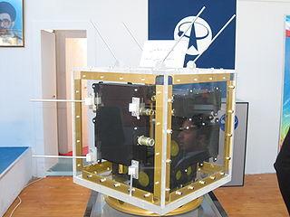 Omid communications satellite