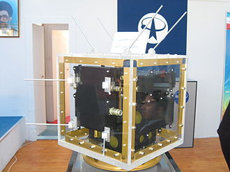 Science and technology in Iran - Omid satellite. Iran is the 9th country to put a domestically-built satellite into orbit using its own launcher and the sixth to send animals in space.
