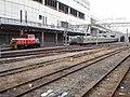 Omiya G-R-S-C southernmost end Railway motor car HTM270 OM-2.jpg