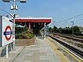 On Elm Park station platform - geograph.org.uk - 2376062.jpg