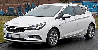 Opel Astra Motor vehicle