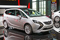 Opel Zafira Tourer - Mondial de l'Automobile de Paris 2014 - 001.jpg