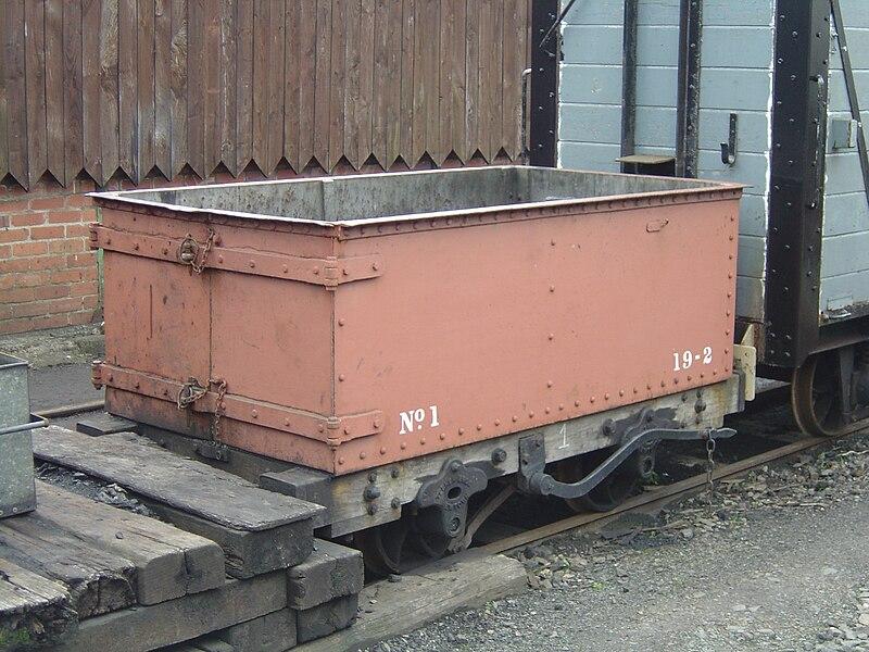 File:Open wagon on Talyllyn Railway - 2008-03-18.jpg