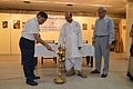 Opening Ceremony - 55th Dum Dum Salon - Indian Museum - Kolkata 2012-11-23 2005.JPG