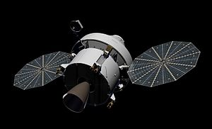 Orion spacecraft 2009.jpg