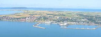 Ørland - View of the shoreline of Ørland