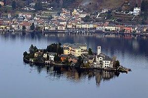 Lake Orta - Isola San Giulio