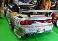 Osaka Auto Messe 2014 (144) GOODYEAR Racing with ORIGIN Labo. 180SX.JPG