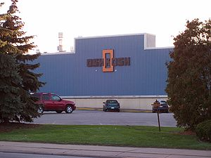 Oshkosh Corporation - Oshkosh Plant