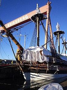 Götheborg (ship) - Wikipedia