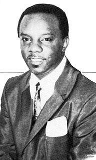Otis Leavill singer