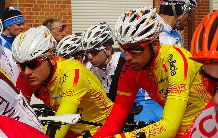 Oudenaarde - Ronde van Vlaanderen Beloften, 11 april 2015 (C25).JPG