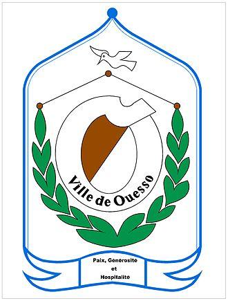 Ouésso - Ouésso Flag - Republic of the Congo