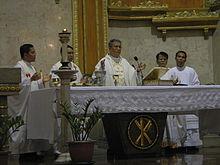 Ablauf Einer Katholischen Messe