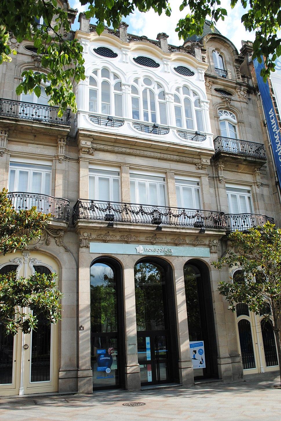 Ourense, novagalicia banco