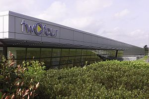 Twofour - Twofour's headquarters in Plymouth.