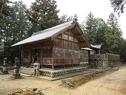 大山神社 (富加町) - Wikipedia