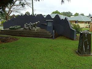 P.J. Bugden VC memorial