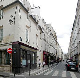 Rue du Roi-de-Sicile — Wikipédia