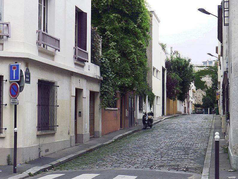 Fichier:P1110202 Paris XIV villa Seurat rwk.JPG